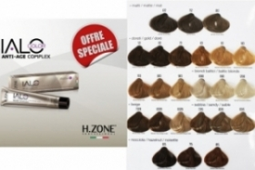 Tube coloration cheveux IALO color HZone (Sélection pro)