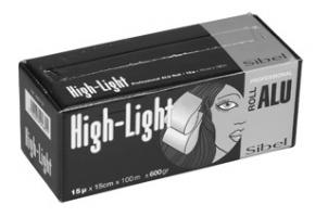 Boîte aluminium High-Light roll