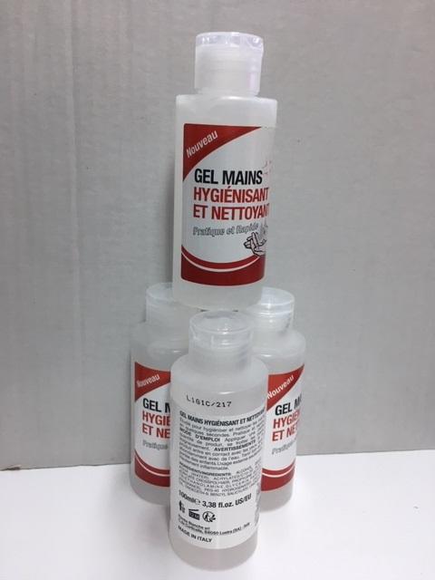 Gel Hydroalcoolique Désinfectant 100ml