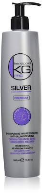 Shampooing silver KERAGOLD 500ml