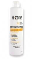 Shampoing ravivant H-Zone sans Sodium Lauryl Sulfate et sans Paraben
