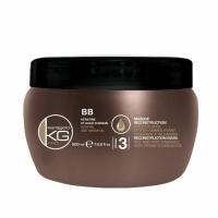 Masque kératine et huile d'argan - Keragold Pro
