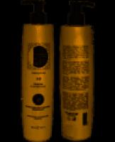Shampooing à la kératine et l'extrait d'Ail KERAGOLD 500ml