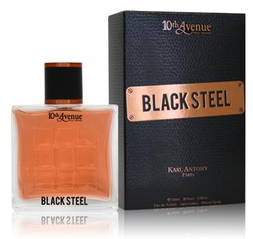 BLACK STEEL 100ml 10th Avenue