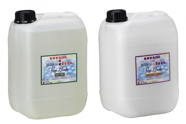 Shampooing aux amendes 10 litres